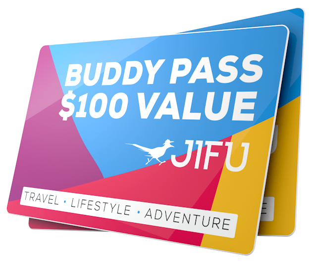 What is a JIFU Buddy Pass?